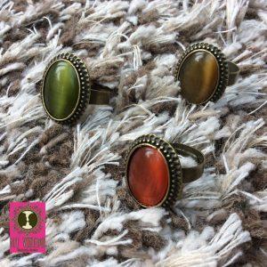 BFF Vintage - cateyes ringen